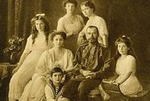The Romanovs / I was getting a lot of pictures of the Romanovs in my 'someone, i tell you, in another time will remember us' board, so I decided to make one just for them. This board will mainly include pictures of: Nicholas, Alexandra, Olga, Tatiana, Maria, Anastasia and Alexei.