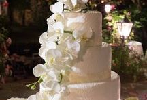 Wedding cakes / The sweetest moment of the wedding day
