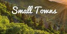 Charming Small Towns to Visit