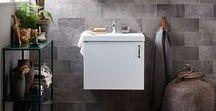 BAD - Simple / Make it simple. Med vår baderomsserie Simple vil vi gjøre det enkelt å få et vakkert og funksjonelt baderom. Simple har litt færre valgmuligheter enn våre andre baderomsserier. Det gjør det lett å velge og planlegge ut fra prosjektets behov.    Simple er alltid et klokt valg.