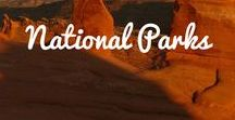 America's 59 National Parks (Travel Guides)
