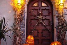 Halloween Decor/Entry/Food / by Jeanette Zienert