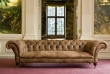 Chesterfield Range / Traditional english chesterfield furniture all made in england by Kingsgate Furniture