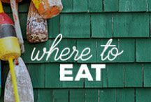 Where to Eat Maine Lobster / Find the seafood joint, lobster shack or food truck of your dreams.