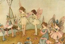 Fairy Illustrations 1 / by Kathleen Moore