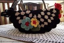 crochet patterns / by carol charron