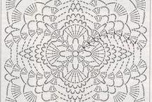 crochet motifs / by carol charron