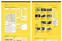 Web for dog / Some material for create Angie page