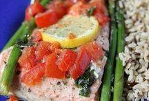 Food: Dinner / Healthy Dinner Ideas