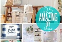 Decor: DIY projects
