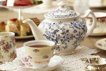 London: Tea time!
