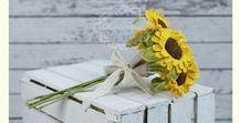Alternative Wedding Bouquets - crochet flowers / alternative wedding bouquets made of handmade crochet flowers