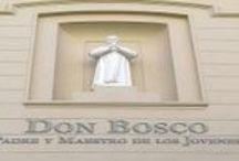 Don Bosco en imágenes / Colección de imágenes de don Bosco encontradas en Pinterest / by San Juan Bosco Parroquia