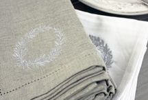 Embroidered Luxury / We've gone above and beyond to source luxurious embroidered products, especially for our customers.  www.lotsofliving.co.uk