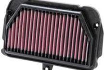 Φίλτρα Αέρος Κ&Ν / Το φίλτρο αυτό είναι σχεδιασμένο για να παρέχει αυξημένη ροή αέρα και αυξημένη απόδοση. Το πλισσαριστό μέρος του εξασφαλίζει πολύ μεγαλύτερο εμβαδό φιλτραρίσματος μεγαλώνοντας τα διαστήματα που χρειάζεται καθάρισμα. Τοποθετείται άμεσα χωρίς να χρειάζεται την παραμικρή μετατροπή και συνεχίζει να κατασκευάζεται στην Αμερική για πάνω από 40 χρόνια τώρα.