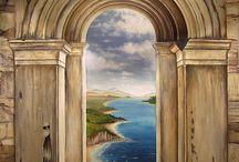 Trompe l'oeil / by Ines Stewart