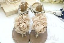 SHOE /  DIY SUMMER SHOE  AND                                                                     SANDALS DECOR