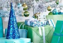 Christmas Ideas FurnishMyWay / Traditional & contemporary holiday ideas for everything ranging from Christmas-time meals to decor & beyond!