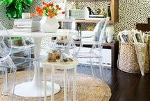 Dining Room Decor FurnishMyWay / Look no further! Here you will find amazing design ideas for your dining room. Diverse textiles, colors, & decor will help make your space shine.