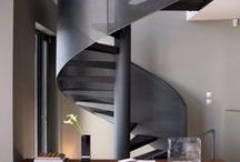 FurnishMyWay Stairways / Find creative designs for your stairways here. From extra storage space to fancy wallpapers, take your home to another level!