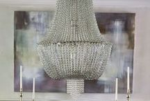 FurnishMyWay Chandeliers / Get the inspiration you need for the perfect statement lighting in your home. A chandelier is THE decorative lighting piece that is perfect for setting the tone in your home.