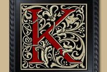k~  is for K r i st y ! / by Kristy Leonard