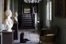 Entryway & Hallway Ideas FurnishMyWay / Planning on renovating your ho-hum entry or hallway? From quaint, cozy walk-ins to grand & extravagant foyers, there are plenty of ideas here to inspire you.