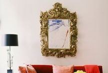 FurnishMyWay Mirrors / Mirror mirror on the wall, which mirror is the fairest of them all? Not sure? Here's a board filled w/ a vast array of gorgeous mirrors that inspire us!