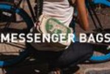 Messenger and Cross-body Bags