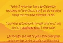 GOD BLESSING AND FAVOR PRAYER / GOD BLESSING AND FAVOR UPON MY LIFE
