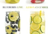 INFUSED WATER / WATER TO HELP DETOX FAT OUT