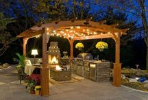 BACKYARD IDEAS / ideas for our backyard. / by Kathleen McGeever
