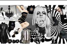 Moodboard / Dolce Gabbana - Moderno, Sexy e Transgressor