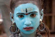 BLUE SKIN GOD