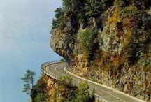 World dangerous road / Gevaarlijke wegen