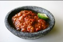 Marinades - sauce - dressing - seasoning / Diverse recepen