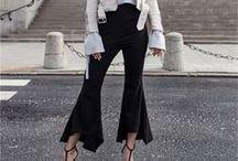 Pantolon / Pants (2018) / #kadınpantolon #pantswoman #womanjeans #leatherpants #skinnypants