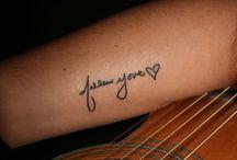 Tattoo Ideas  / tattoos