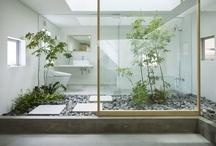 [dentro][fuera / #Interiores #indoor #design #diseño #decoración #deco #space #interiorismo #architecture #espacio #idea #spaces #out #inside #indideout #home #living #house #terrace #terraza #patio  / by Irene