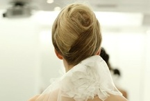 A/W 2013 Bridal Hair Trends