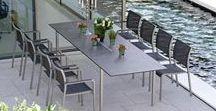 STERN Outdoor Furniture / Najlepsze meble ogrodowe firmy STERN dostępne w Willow House.