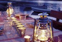 Table settings / Kitchenware / Serveware