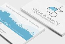 PROMOWORX | Business cards / The pivotal moment in any company's birth... Will they be hit by the ugly stick.
