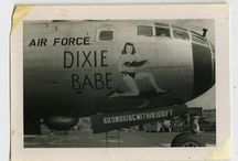Aircraft nose art