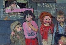 Eardley, Wyeth, Carter, Kurt Jackson... / Art