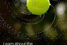 Tennis Time / All about tennis / by Nonita Papadopoulou