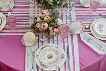Tea party fun!!! / A collection of ideas for our ladies tea!