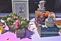 Alice on Wonderland / Deco ideas for a party theme