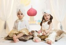 Scheherazade's Stories - SS 2014 / Special occasion outfits for little boys and girls, inspired from the Scheherazade's Stories.