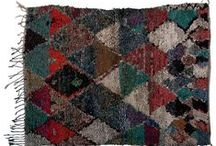 Emily's House Rugs Boucherouite / Vintage Moroccan rugs